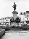 Monument to General Chanzy and the 2nd Army of the Loire
