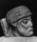 Sculpture fragment from Monastery of San Pedro da Roda