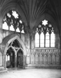 Wells Cathedral;Cathedral Church;Chapter House