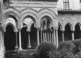 Monreale Cathedral;Cloister