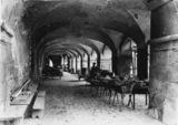 Market beneath Rathaus