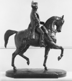 Napoleon I Wearing a Redingote