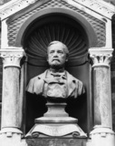 Bust of Louis Pasteur