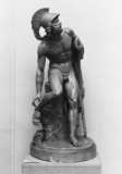 Statue of Philoctetes