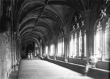 Westminster Abbey;Cloister