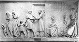 Socrates Sending Away his Family