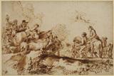 Old Testament scene