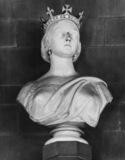 Bust of Queen Victoria