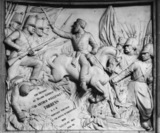 St Paul's Cathedral;Memorial to Major General Sir Arthur Wellesley Torrens