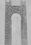Doorway from Flaa Church