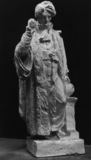 Model for a statue of Georges Frederic Cuvier