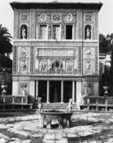 Vatican ;Palazzi Pontifici;Vatican Gardens;Casina of Pius IV