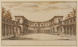 View of Villa Giulia, Rome