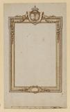 Design for a mirror frame