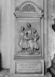 Camposanto di Staglieno;Monument to Enrico Ronco di Francesco