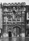 Canterbury Cathedral;Christ Church Gate