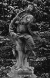 Dancing Shepherd Blowing Horn