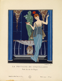 Gazette du Bon Ton No.3, Plate 27, March 1914