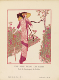 Gazette du Bon Ton No.6, Plate IV, April 1913