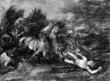 Death of Hippolytus