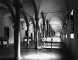 Convent of St Mark;Library