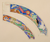 Designs for stained glass windows