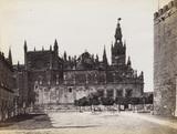 Seville Cathedral Santa Maria de la Sede;Cathedral Church