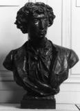 Bust of Charles Garnier