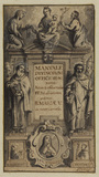 Design for frontispiece bookplate