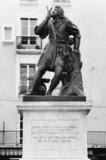 Statue of Pierre Terrail, Seigneur de Bayard