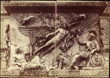 Vatican ;Palazzi Pontifici;Vatican Gardens;Column of Antoninus Pius