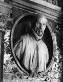 Monument to Cardinal Pietro Montoya