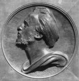 Medallion of Xavier Sigalon