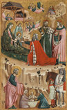 Nativity and the Adoration of the Magi