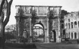 Roman Forum;Arch of Constantine