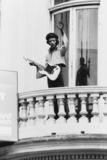 Rock Circus, London Pavilion;Statue of Jimi Hendrix