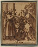 Saint Peter preaching