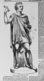 Statue of Macbeth