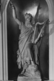 Mansion House;Statue of the Bard