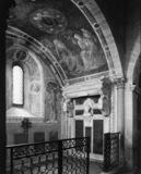 Cathedral;Sepulchre of Bishop Leonardo Salutati
