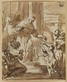 Saint Charles Borromeo (recto)
