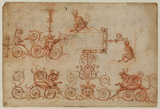 Design for grotesque ornaments
