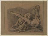 Milo of Cortona - copy of the sculpture group