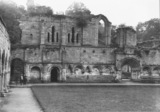 Fountains Abbey;Cloister