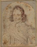 Bust portrait of a man