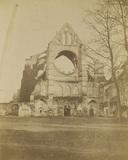 Longpont Abbey;Abbey Church