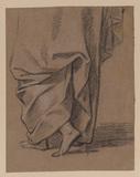 Standing monk - bottom half