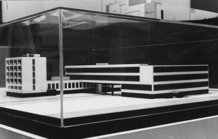 Model of the Bauhaus