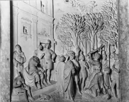 Cremona Cathedral;Arca di SS. Marcellino e Pietro