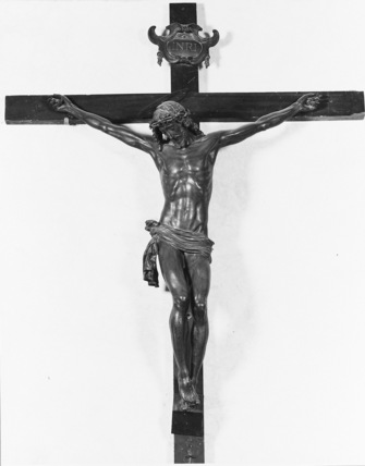 Church of Santa Maria dell' Impruneta;Crucifix